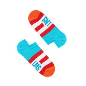 Lovemysocks-bright-striped-short-socks